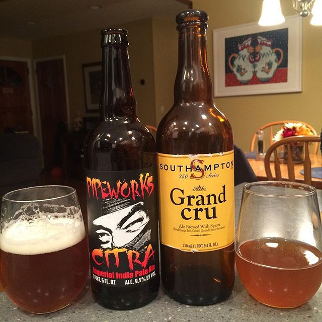 """The """"Surprise"""" Best Beer I Drank This Weekend"""