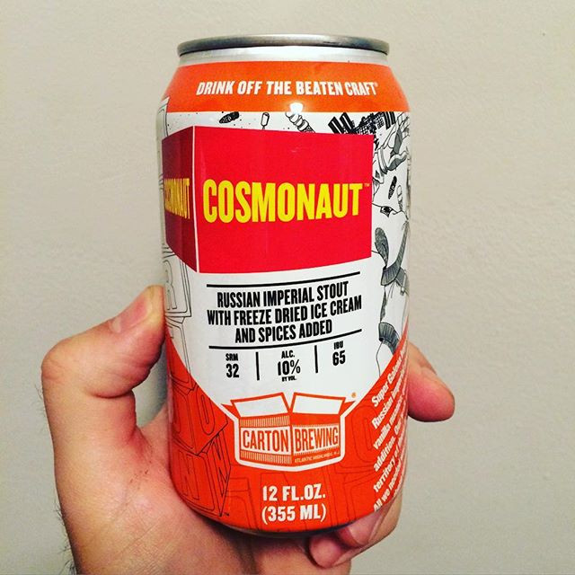 Some Love for Carton Brewing