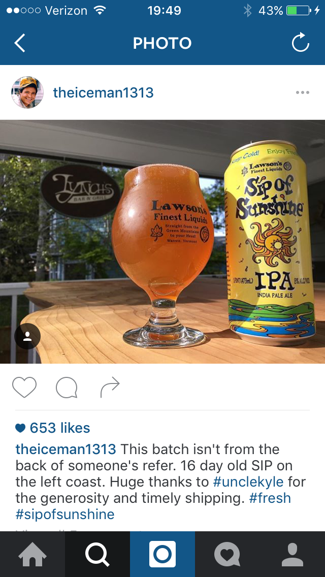 Strange Trend in Beer Pouring Technique