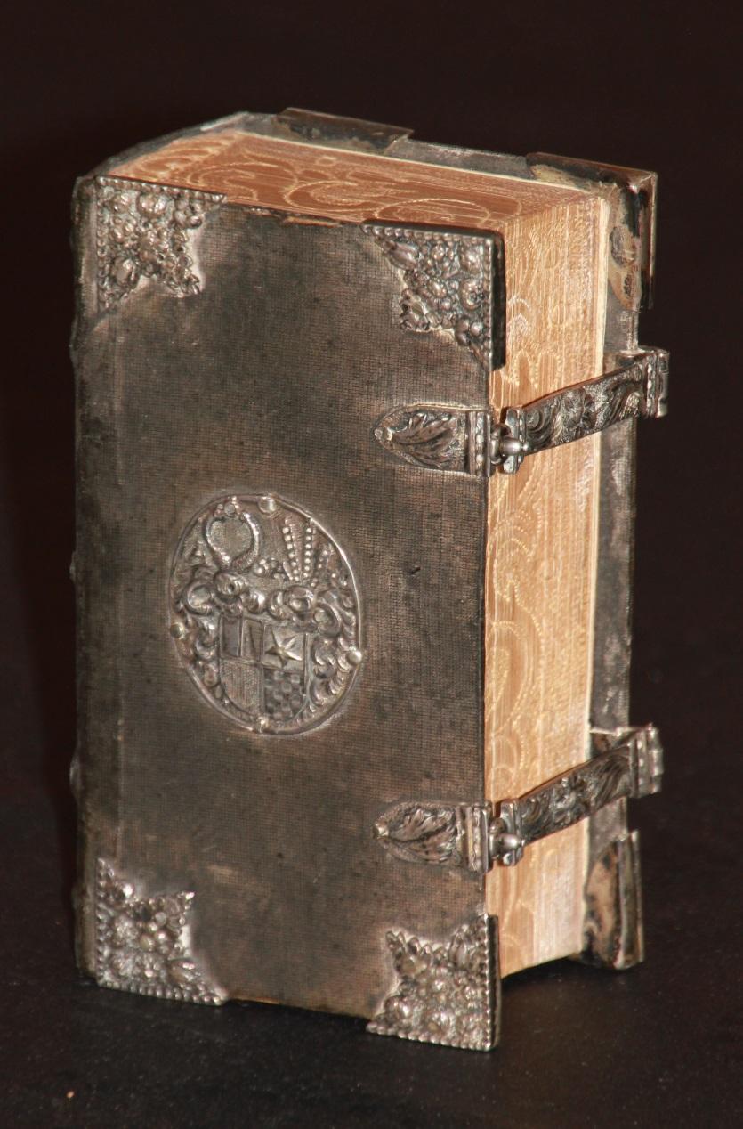 Salmebog 1690 original indbinding