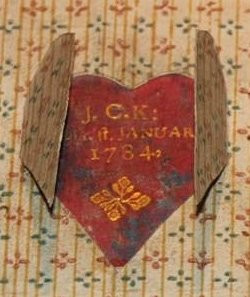 Hjerteklap 1784