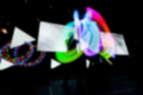 Glow Show in Wellington