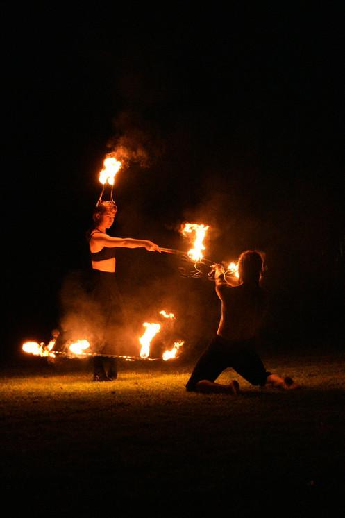Fire Show Auckland