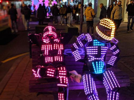Glow Bots Dunedin