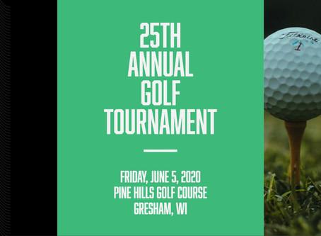 Registration Open & Sponsors Needed for Annual Golf Tournament
