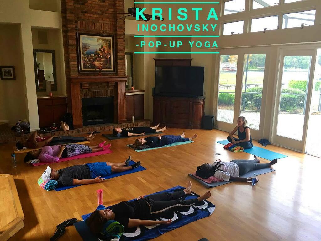 Bliss Yoga & Meditation Class