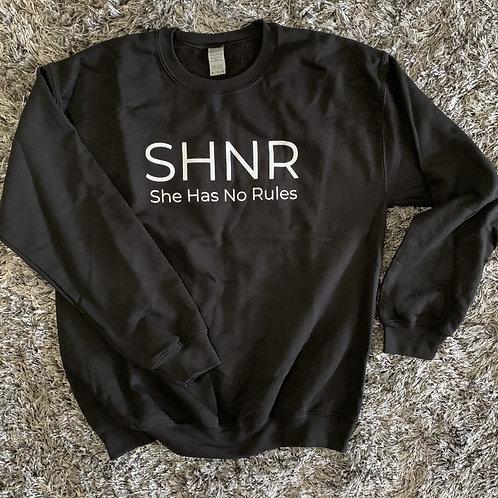 Sweatshirt Signature SHNR