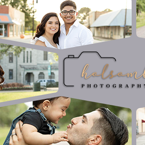 Social Media Refresh - Holsomback Photography