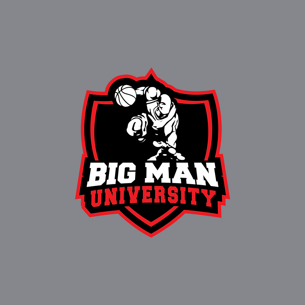 New logo concept for Big Man University and Lamar Sanders