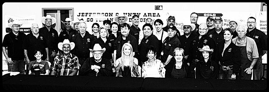 Jefferson County Go Texan Committee (2015)