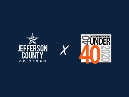 Burges named to Southeast Texas Young Professionals 40 Under 40