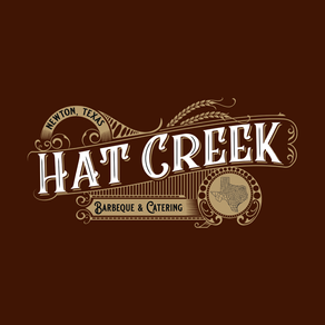LOGO DESIGN | Hat Creek Barbeque & Catering