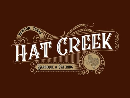 LOGO DESIGN | Hat Creek Barbeque & Catering