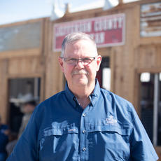 Brian Abney, Jefferson County Go Texan, Inc Board President