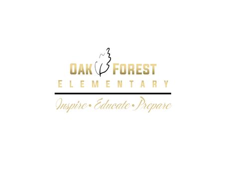 Logo Design | Oak Forest Elementary (Vidor, TX)