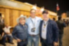 Ambassador Clint Burges with HLSR Directors