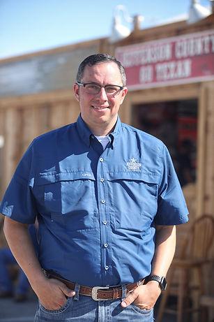 Jefferson County Go Texan Ambassador - Clint Burges