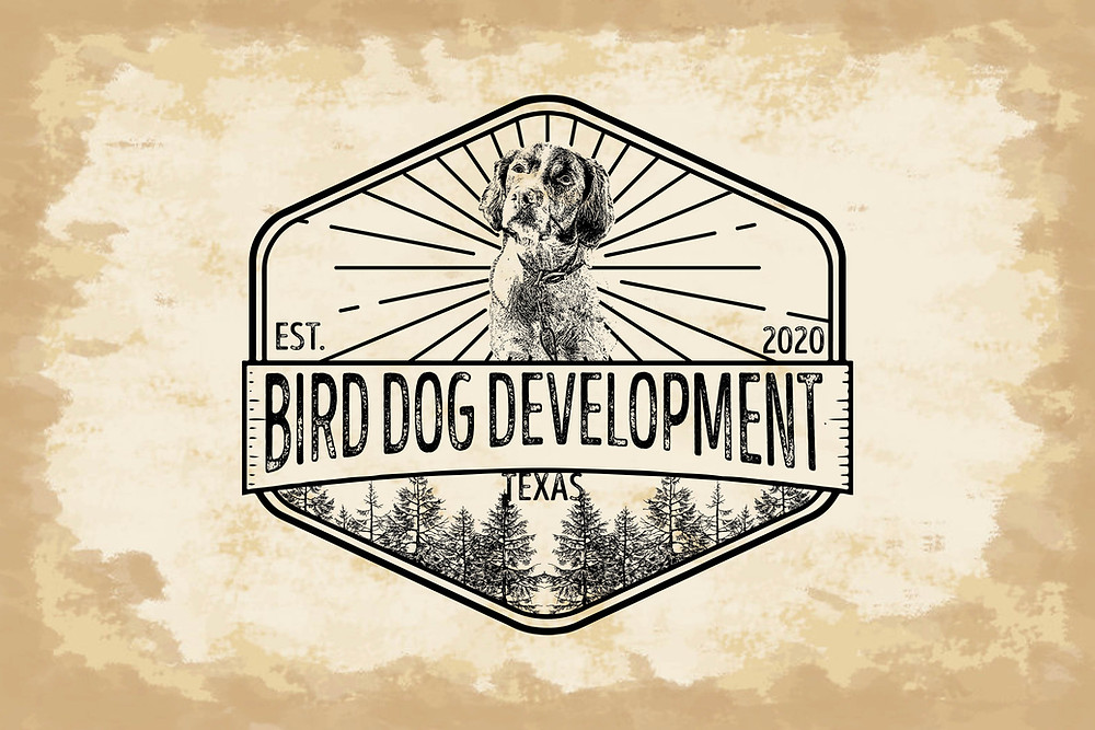 Bird Dog Development's New Logo Concept