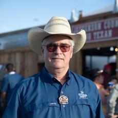 Andy Barry, Area Go Texan Co-Chairman