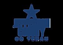 Jefferson County Go Texan Primary Logo