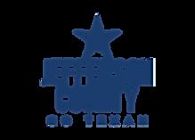 Jefferson County Go Texan Logo