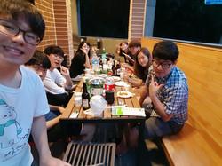 Group Retreat in Songjung