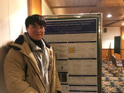 Poster Presentation by Sanghyun