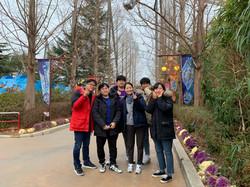 Group Retreat in Gyeongju