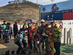 Group Retreat in Yangsan