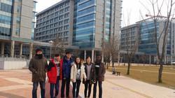 2014/15 Winter Undergraduate Interns