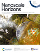 Our recent work is featured as a cover article of Nanoscale Horizons