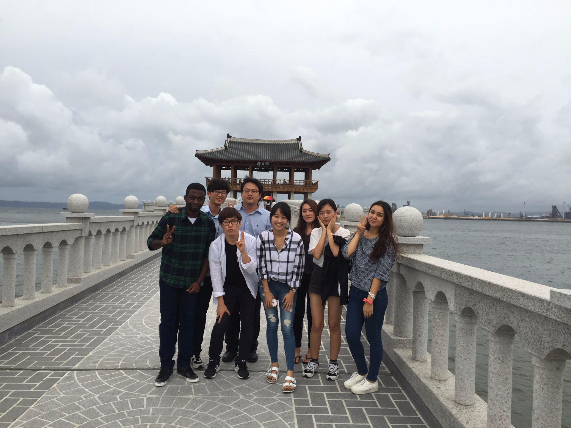 Group Retreat in Pohang