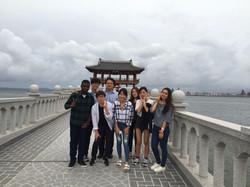 Group Retreat in Pohang