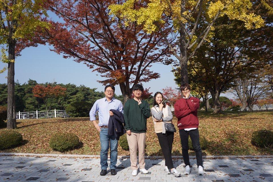 Picnic in Gyeongju