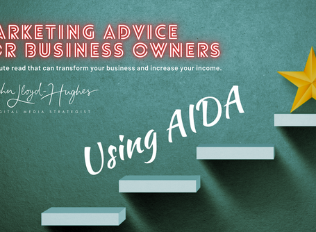 SAVE YOUR BUSINESS BY USING AIDA FROM THE 19th CENTURY!
