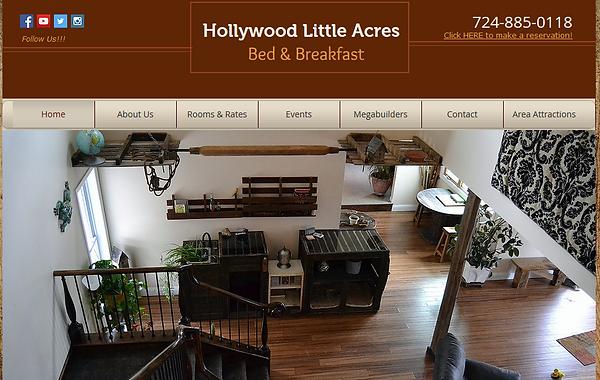 Hollywood Little Acres