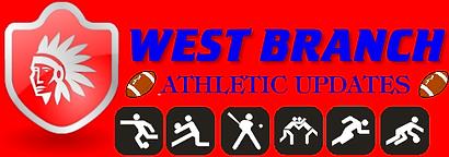 West Branch Athletics Custom Logo