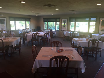 Gallery Grille Greenville PA Dining room