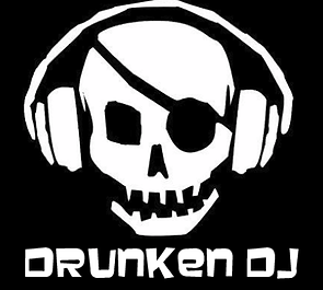 Drunken DJ Logo