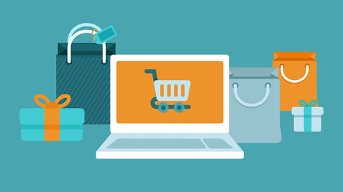 Sell Online with an eCommerce option