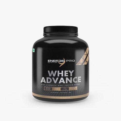 Energie PRO Whey Advance Cafe Mocha Flavour 2kg