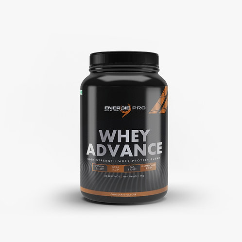 Energie PRO Whey Advance Chocolate flavour 1 KG