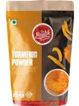 Damaulik 100% Organic Turmeric Powder 200 gm
