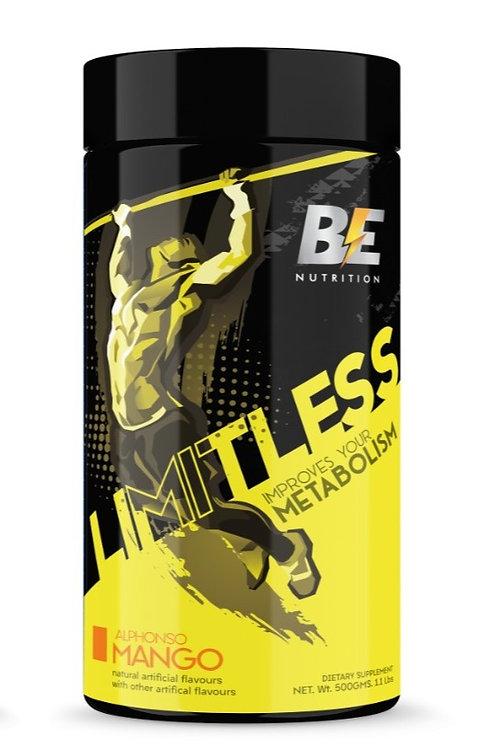BE Nutrition Limitless Alphonso Mango 500gm