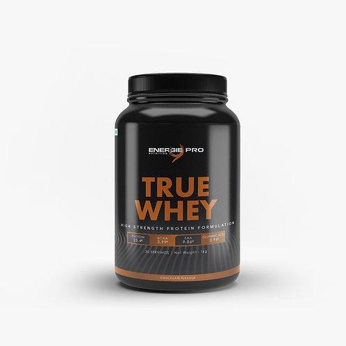 Energie PRO True Whey Chocolate 1kg