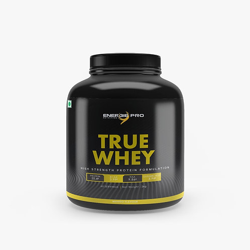 Energie PRO True Whey Mango Flavour 2kg