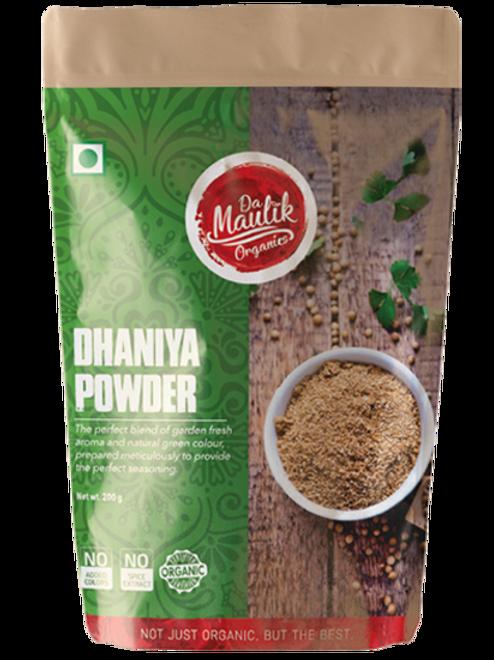 Damaulik 100% Organic Dhaniya Powder 200g