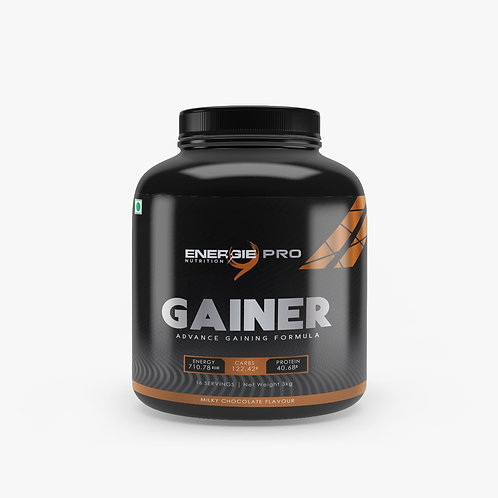 Energie PRO Gainer Milky Chocolate Flavour 3kg