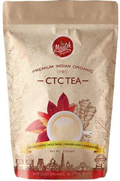Damaulik Organic CTC Tea 200G