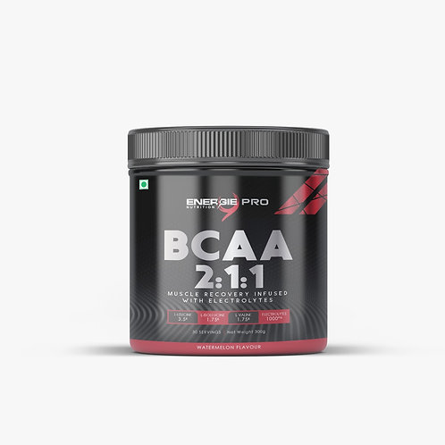 Energie PRO BCAA 2:1:1 Watermelon Flavour 300gm
